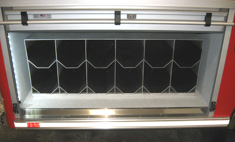 Scba Bottle Storage Maintainer Custom Bodies