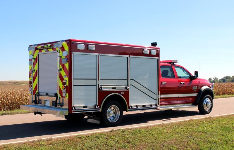 Walk Around Rescue - Tenaris Bay City, TX | Maintainer