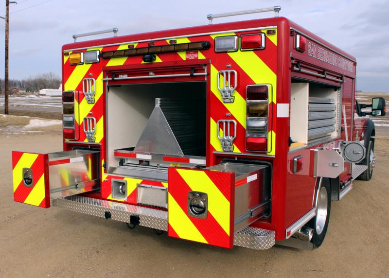 Walk Around Rescue San Bernardino Ca Maintainer