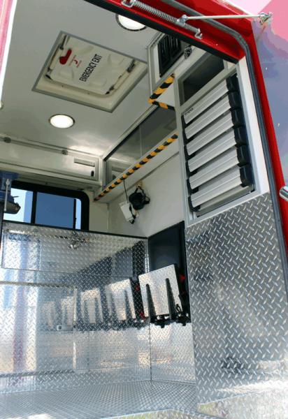 Combination Rescue Omaha Ne Maintainer Custom Bodies