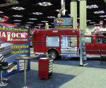 DuaLock and MCB booth photo from FDIC 2016 in Indianapolis Convention Center