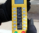 wireless remote for crane
